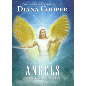 Angels of Light Cards (Pocket Edition) - Diana Cooper