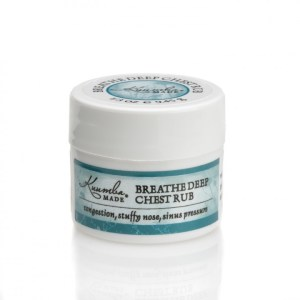 xKuumba Made Organic Breathe Deep Chest Rub