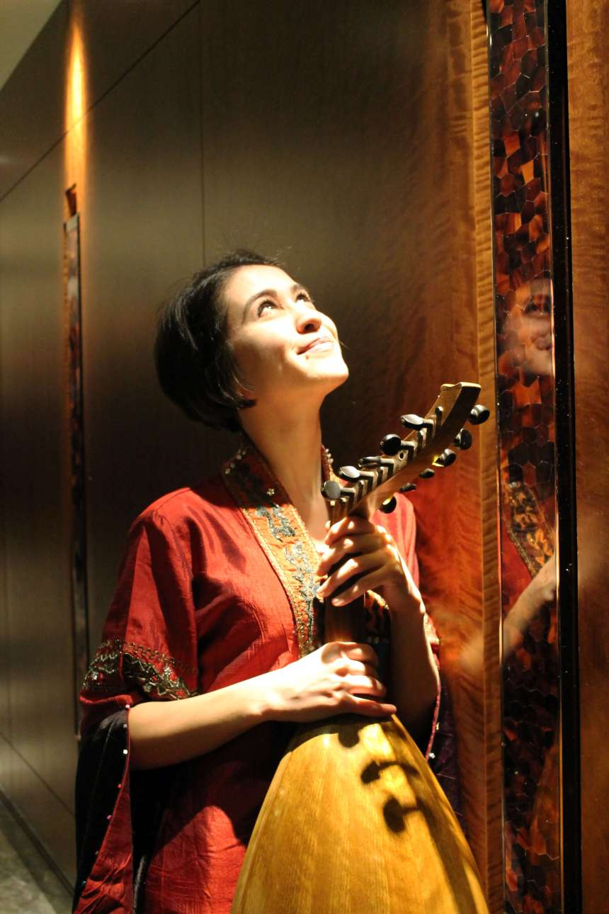 Oud Time with Rihab