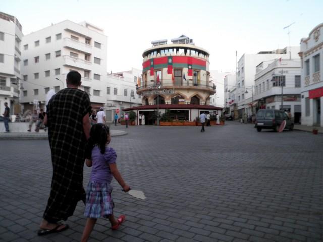 Revolutie in Marokko