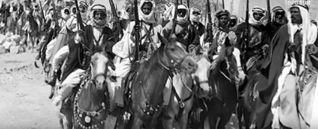 Het westen als bondgenoot van het Islamitisch extremisme. Serie 1 van 3