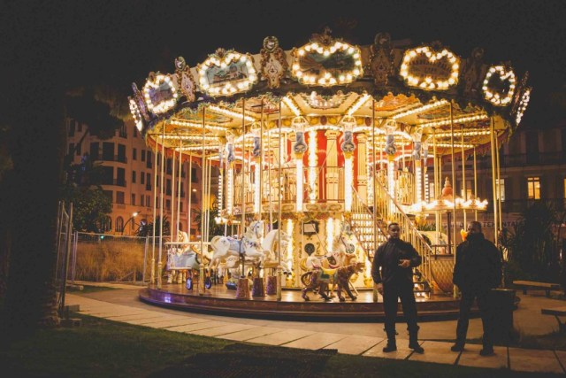 Baantjes carrousel; Ahmed Marcouch