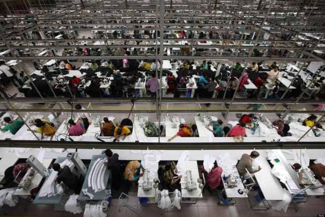 Slavenarbeid in de EU