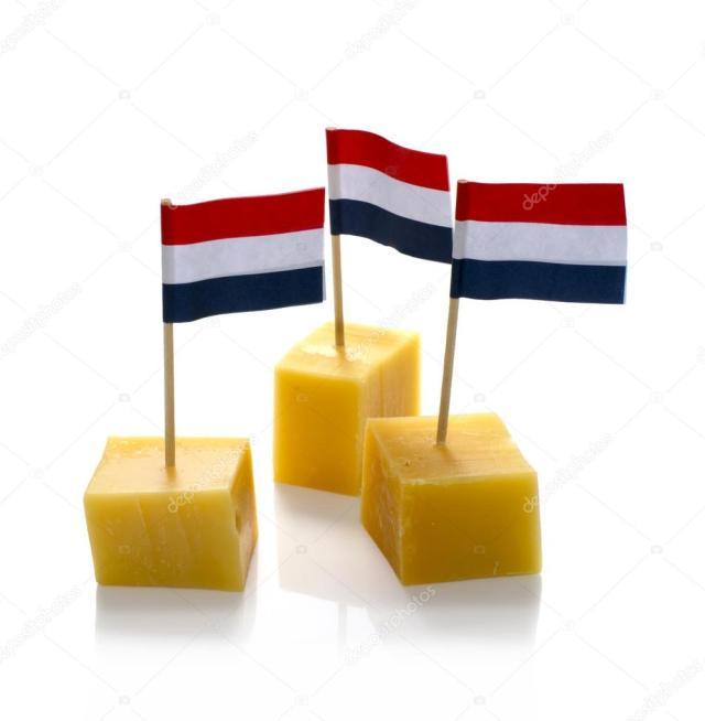 Van kaasblokje naar vlag van 12000€ die klasse, grandeur en wantrouwen uitstraalt