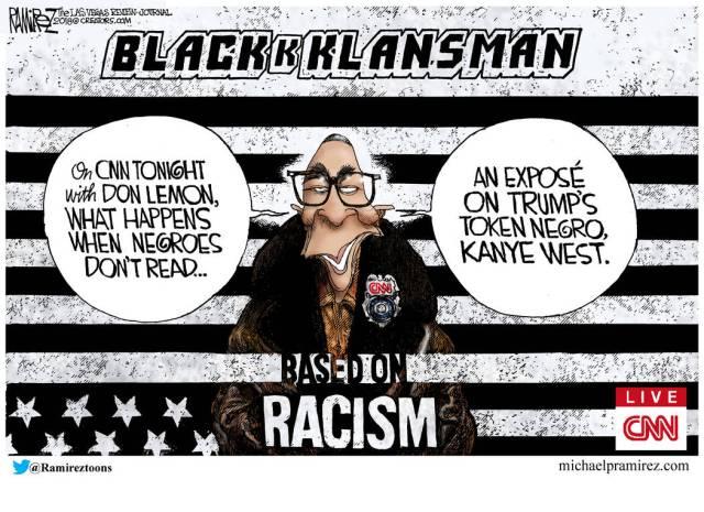 Kanye West en Marine Le Pen