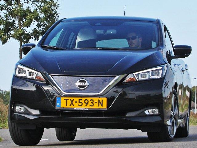 Autotest! Nissan Leaf Tekna Alcantara 40 kWH
