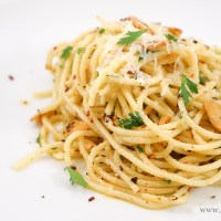 Chef the Movie:  Pasta Aglio e Olio