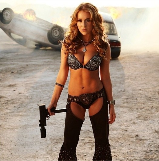Alexa Vega, de Spy Kids a Machete Kills