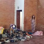 ab167b71-8b16-435b-a557-0bf610939e7a-150x150 Secretaria Municipal de Trabalho e Ação Social de Salto do Jacui distribui Donativos (roupas)as familias carentes da comunidade.