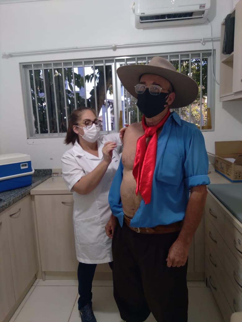 Doses de esperança – Prefeitura de Salto do Jacuí – RS