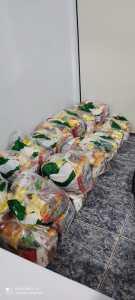 cestas-3-135x300 Defesa Civil Municipal entrega cestas básicas