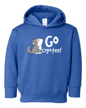 Go Coyotes! Hoodie