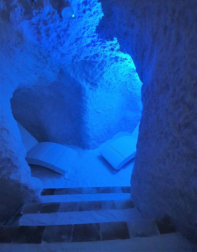 Salt Room Haloterapia Cueva de Sal