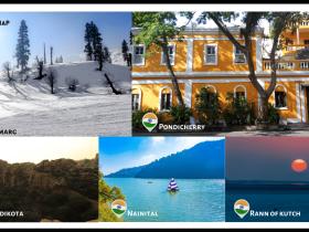 Dream Destinations india