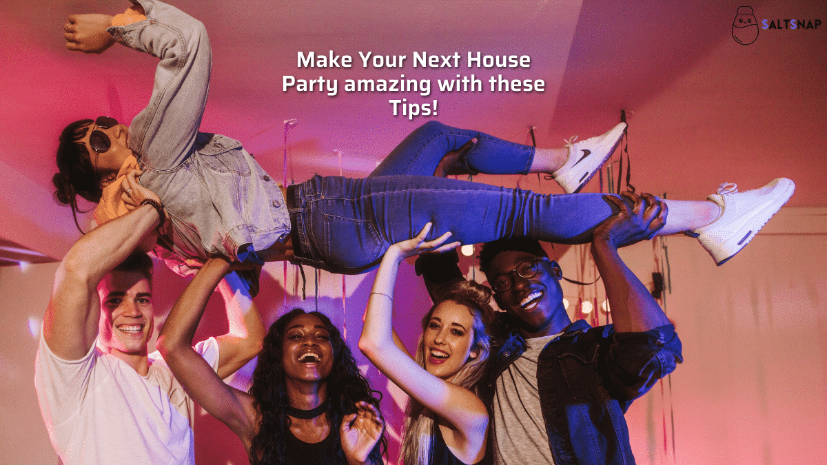 house party tips