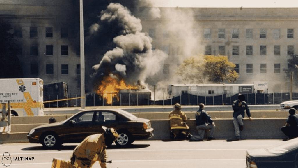 pentagon september 911 terrorist attacks