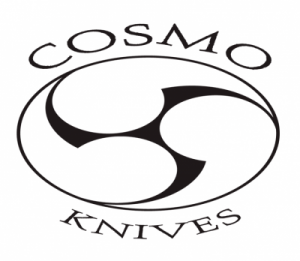 Cosmo Knives Logo Design by Kmax