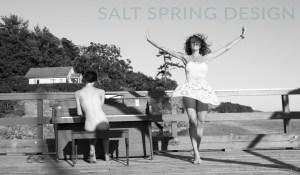 Salt Spring Island Postcard, 2017