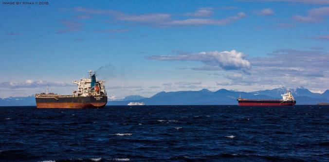 passage to Gabriola Island
