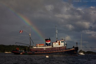 Ganges Harbour 2019-9-15 seahorse tug boat