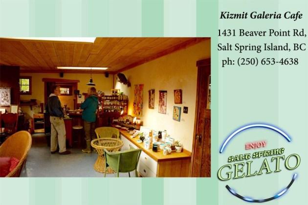 Kizmit Galeria Cafe