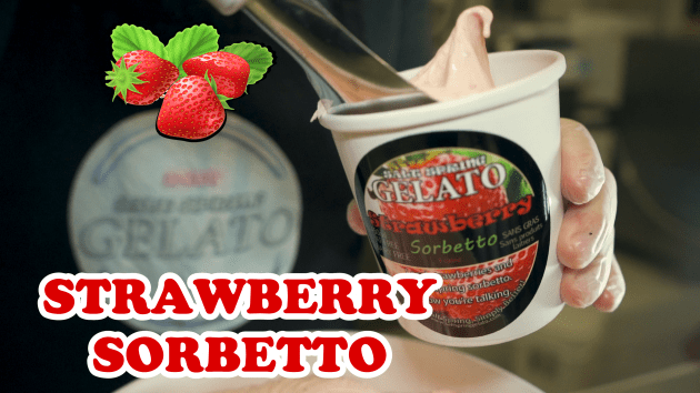 STRAWBERRY FLAVOUR THUMBNAIL