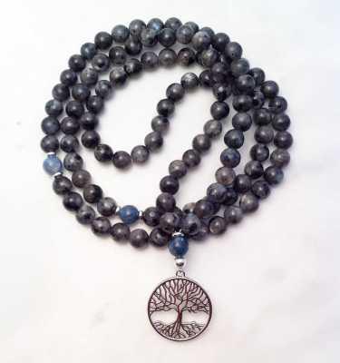mala necklaces
