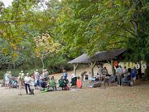 SSIPA summer picnic at Drummond Park :: Salt Spring Island Pickleball Association