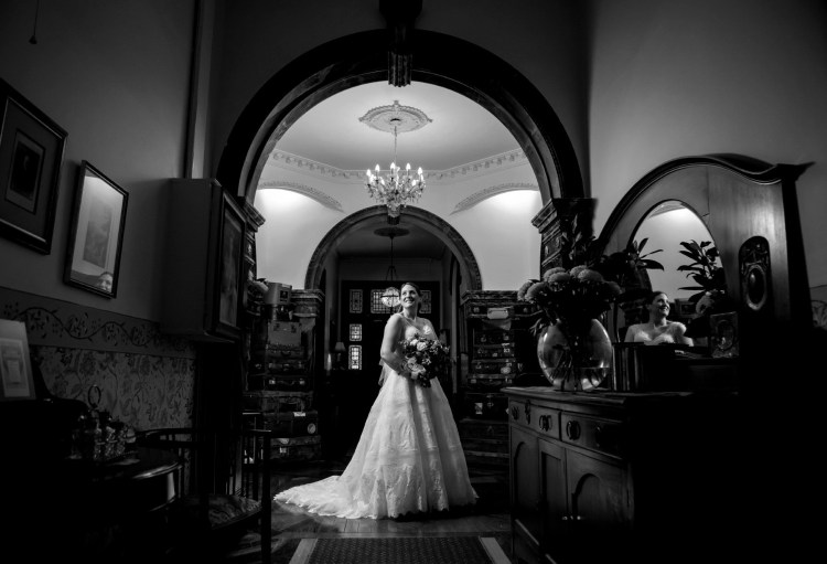 Bride Vacy Hall Toowoomba