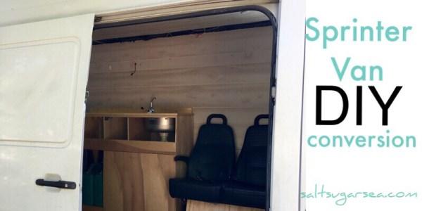 DIY Van Conversion ideas