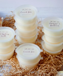 coconut_lime_shot pot soy wax melts
