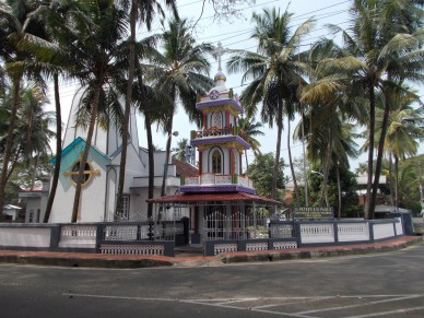 Syrian Orthodox church, Cochin