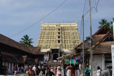 Hindu temple, Kollam