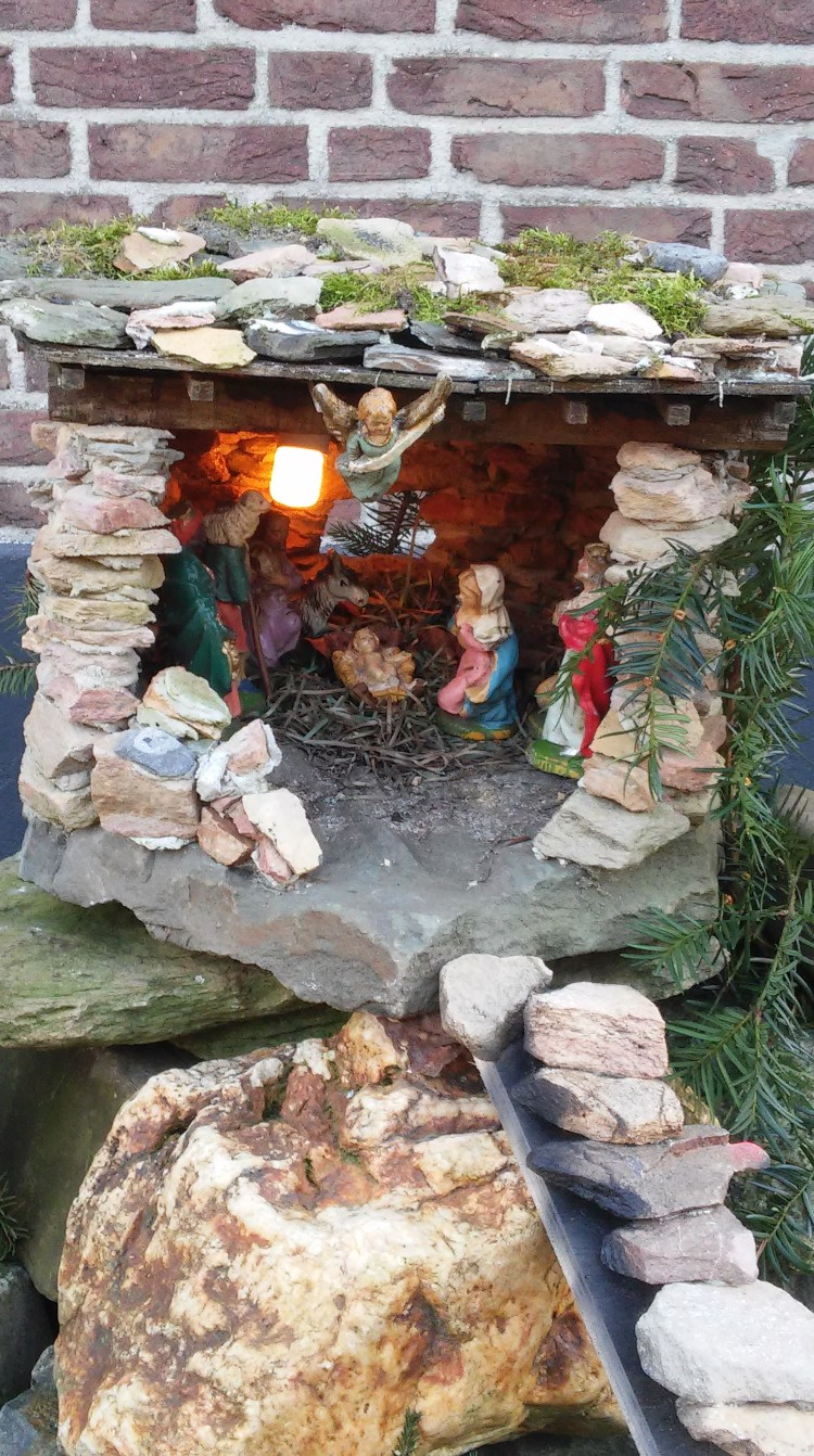 Liempde nativity