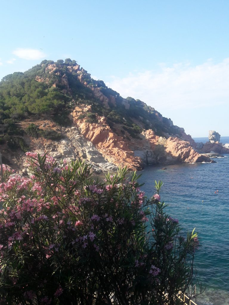 Cala Moresca Sardinia