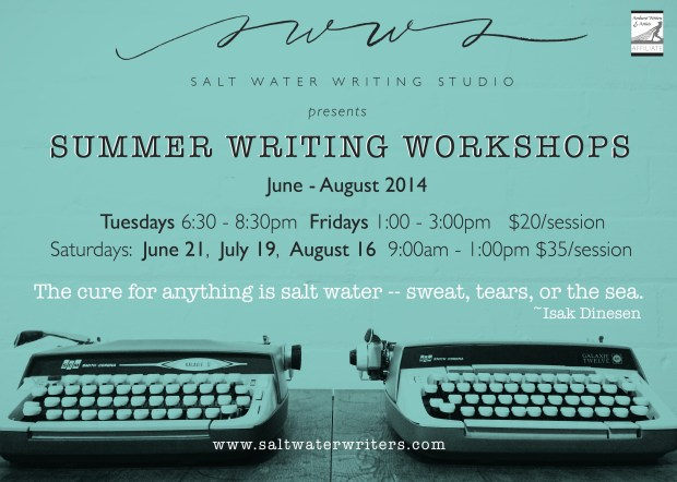 SWWS Summer Writing Workshop