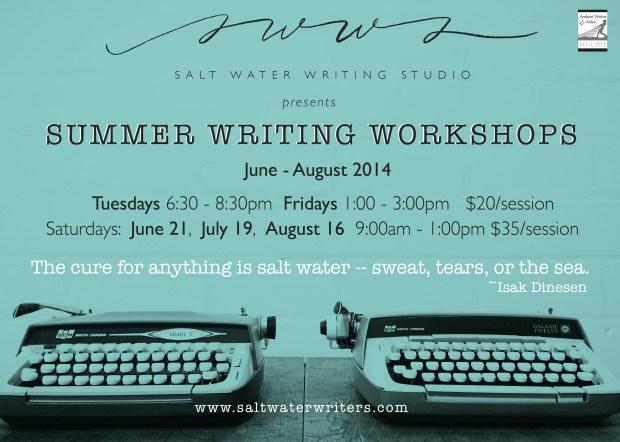 SWWS Summer Writing Workshop