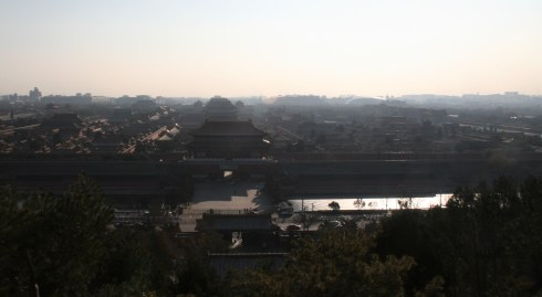 beijing-jingshan-park-view