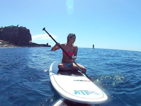 Surf and Stand up Paddle School Madeira