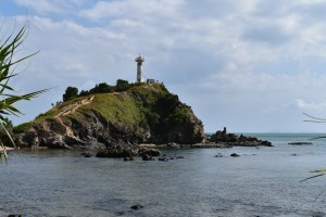 Lighthouse at The National Marine Park, Ko Lanta, Thailand