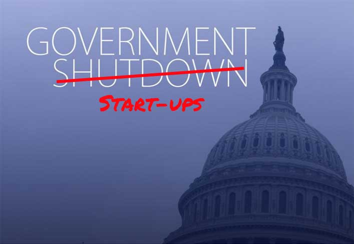 The Salty Cee | Bored of the government shutdown? Here's