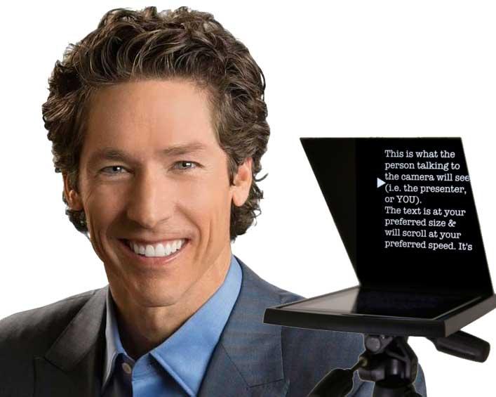 joel-osteen-teleprompter