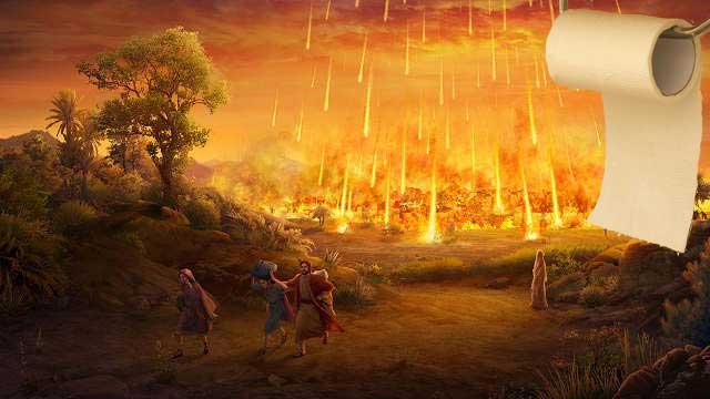 Real reason for destruction of Sodom and Gomorrah unearthed