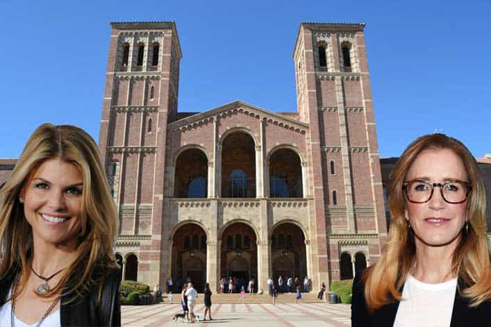 College Admissions Scandal: Disadvantaged rich people need help to get in