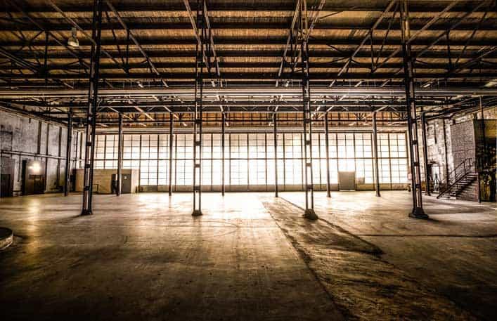 warehouse-church-fire
