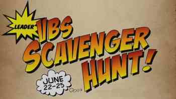 VBS Scavenger Hunt: missing volunteers found wandering in a daze