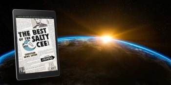 World unmoved as the Salty Cee releases their first satirical book