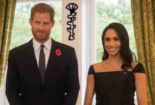 QEII Renames Prince Harry an Unpronounceable Symbol