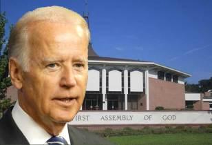 Joe Biden gains Pentecostal vote after speaking in tongues!