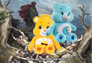 Paw Patrol investigates Elisha and the Murderous Care Bears